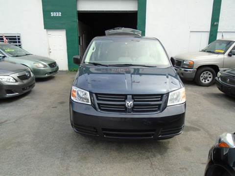 2008 Dodge Grand Caravan for sale at Dream Cars 4 U in Hollywood FL