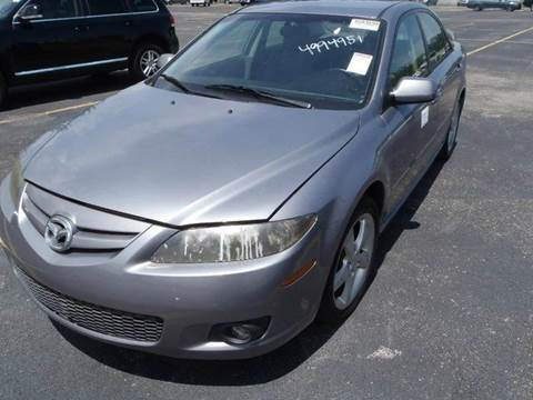 2006 Mazda MAZDA6 for sale at Dream Cars 4 U in Hollywood FL