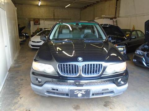 2004 BMW X5 for sale at Dream Cars 4 U in Hollywood FL