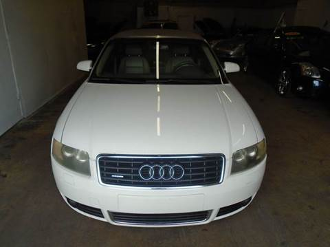2005 Audi A4 for sale at Dream Cars 4 U in Hollywood FL