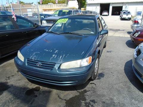 1997 Toyota Camry for sale at Dream Cars 4 U in Hollywood FL