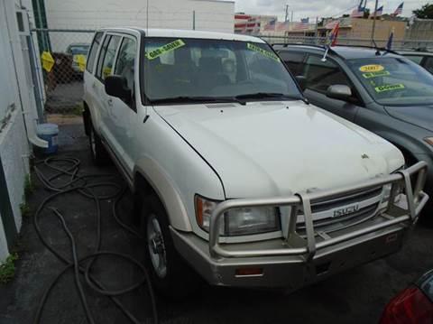 2001 Isuzu Trooper for sale at Dream Cars 4 U in Hollywood FL