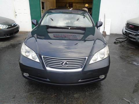 2007 Lexus ES 350 for sale at Dream Cars 4 U in Hollywood FL