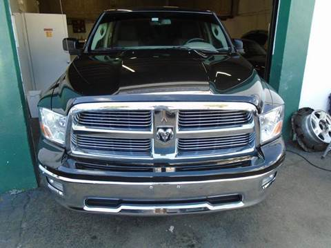 2011 RAM Ram Pickup 1500 for sale at Dream Cars 4 U in Hollywood FL