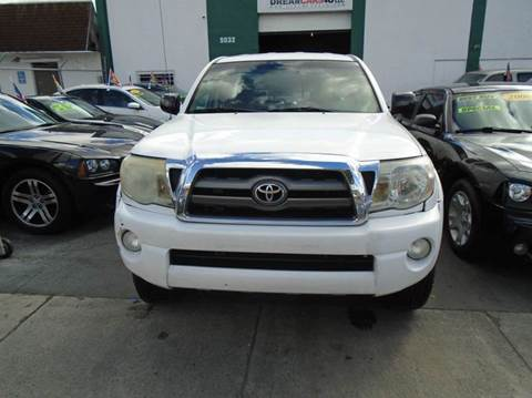 2009 Toyota Tacoma for sale at Dream Cars 4 U in Hollywood FL