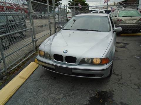 1998 BMW 5 Series for sale at Dream Cars 4 U in Hollywood FL
