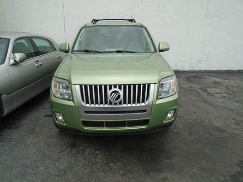 2009 Mercury Mariner for sale at Dream Cars 4 U in Hollywood FL