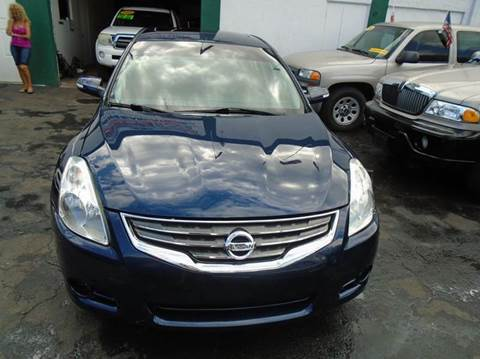 2011 Nissan Altima for sale at Dream Cars 4 U in Hollywood FL