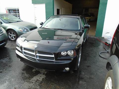 2010 Dodge Charger for sale at Dream Cars 4 U in Hollywood FL