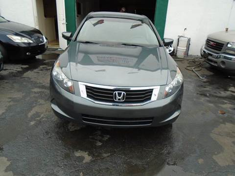 2008 Honda Accord for sale at Dream Cars 4 U in Hollywood FL