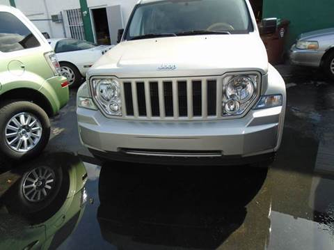 2009 Jeep Liberty for sale at Dream Cars 4 U in Hollywood FL