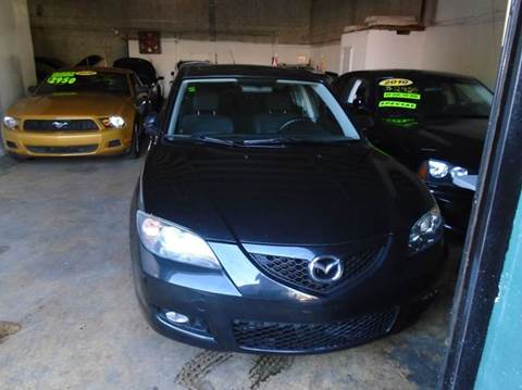 2009 Mazda MAZDA3 for sale at Dream Cars 4 U in Hollywood FL