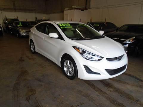 2015 Hyundai Elantra for sale at Dream Cars 4 U in Hollywood FL