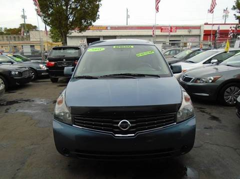 2008 Nissan Quest for sale at Dream Cars 4 U in Hollywood FL