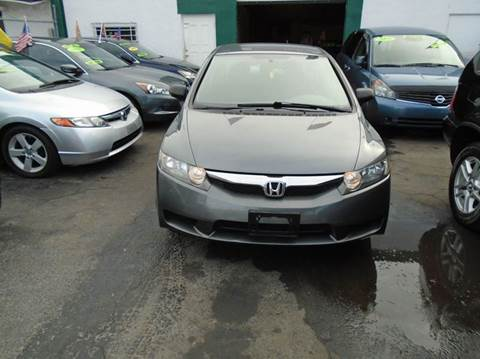 2011 Honda Civic for sale at Dream Cars 4 U in Hollywood FL