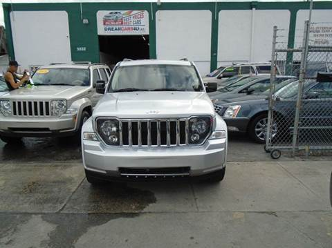 2011 Jeep Liberty for sale at Dream Cars 4 U in Hollywood FL