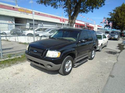 2003 Ford Explorer Sport for sale at Dream Cars 4 U in Hollywood FL