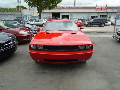 2010 Dodge Challenger for sale at Dream Cars 4 U in Hollywood FL