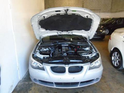 2005 BMW 5 Series for sale at Dream Cars 4 U in Hollywood FL