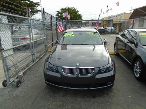 2007 BMW 3 Series for sale at Dream Cars 4 U in Hollywood FL