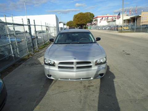 2008 Dodge Charger for sale at Dream Cars 4 U in Hollywood FL