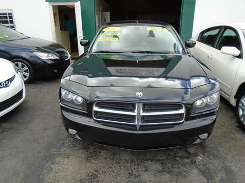 2009 Dodge Charger for sale at Dream Cars 4 U in Hollywood FL