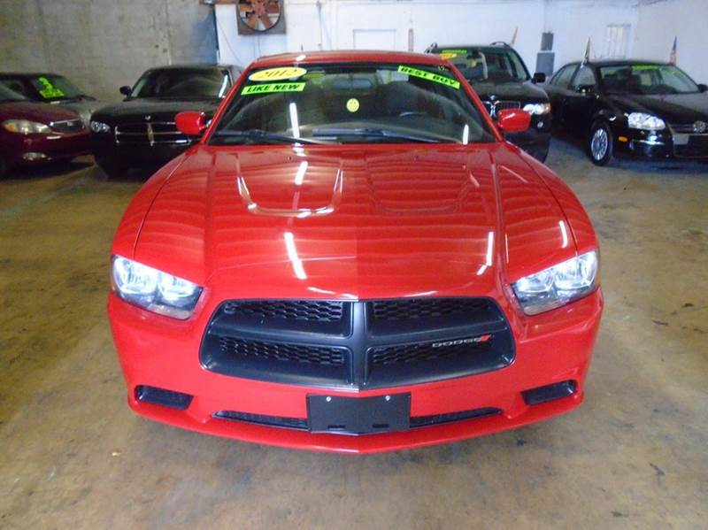 2012 Dodge Charger for sale at Dream Cars 4 U in Hollywood FL