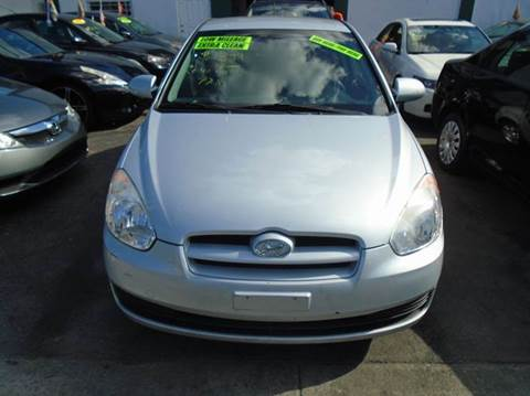 2007 Hyundai Accent for sale at Dream Cars 4 U in Hollywood FL
