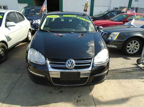 2008 Volkswagen Jetta for sale at Dream Cars 4 U in Hollywood FL