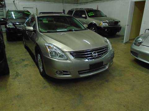 2012 Nissan Altima for sale at Dream Cars 4 U in Hollywood FL