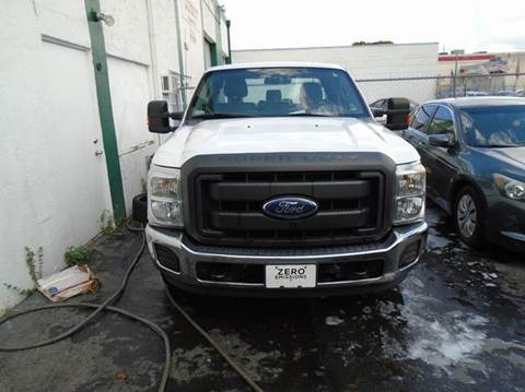 2012 Ford F-250 Super Duty for sale at Dream Cars 4 U in Hollywood FL