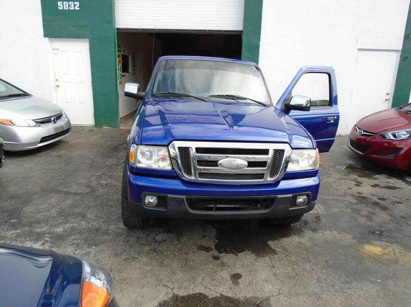 2006 Ford Ranger for sale at Dream Cars 4 U in Hollywood FL