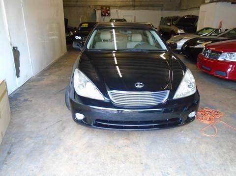 2005 Lexus ES 330 for sale at Dream Cars 4 U in Hollywood FL