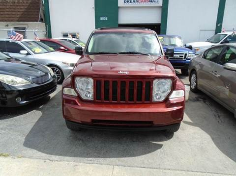2008 Jeep Liberty for sale at Dream Cars 4 U in Hollywood FL
