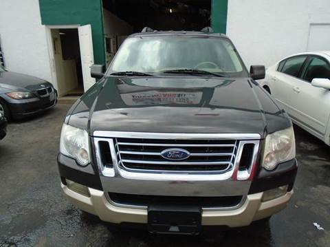 2007 Ford Explorer for sale at Dream Cars 4 U in Hollywood FL