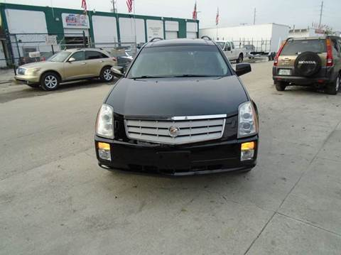 2007 Cadillac SRX for sale at Dream Cars 4 U in Hollywood FL