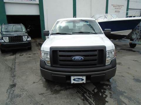 2010 Ford F-150 for sale at Dream Cars 4 U in Hollywood FL