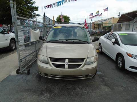 2007 Dodge Grand Caravan for sale at Dream Cars 4 U in Hollywood FL