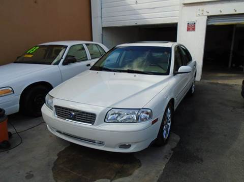 2006 Volvo S80 for sale at Dream Cars 4 U in Hollywood FL