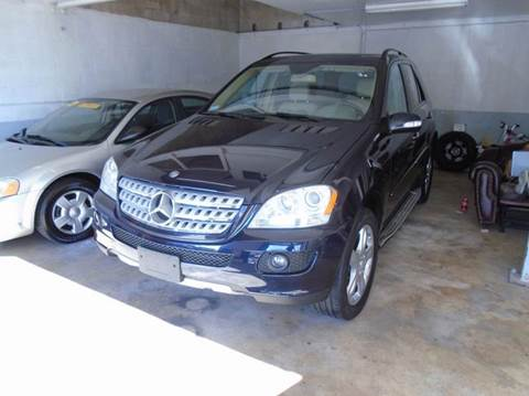 2008 Mercedes-Benz M-Class for sale at Dream Cars 4 U in Hollywood FL
