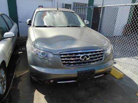 2008 Infiniti FX35 for sale at Dream Cars 4 U in Hollywood FL