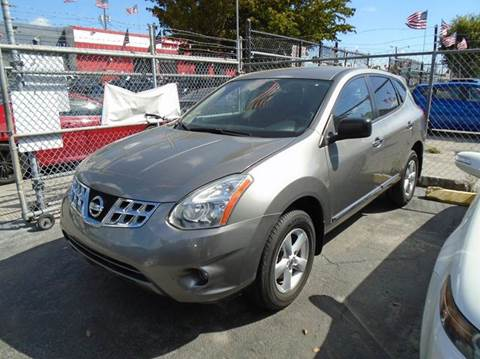 2012 Nissan Rogue for sale at Dream Cars 4 U in Hollywood FL