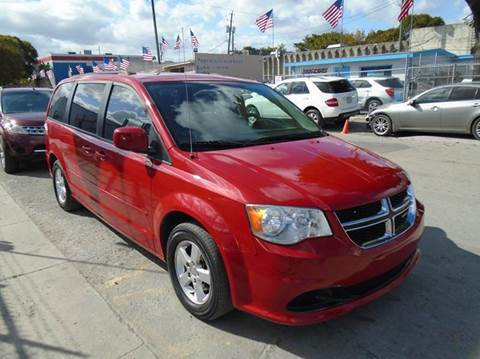 2012 Dodge Grand Caravan for sale at Dream Cars 4 U in Hollywood FL