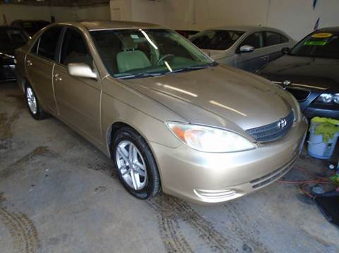 2003 Toyota Camry for sale at Dream Cars 4 U in Hollywood FL