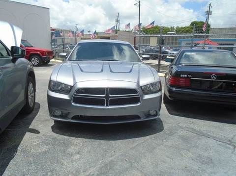 2014 Dodge Charger for sale at Dream Cars 4 U in Hollywood FL