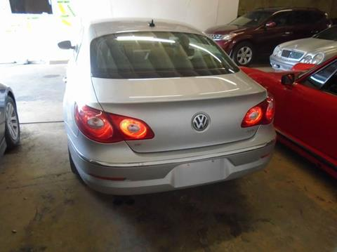 2012 Volkswagen CC for sale at Dream Cars 4 U in Hollywood FL