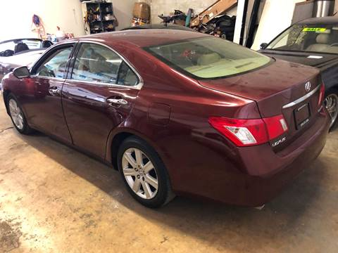 2008 Lexus ES 350 for sale at Dream Cars 4 U in Hollywood FL