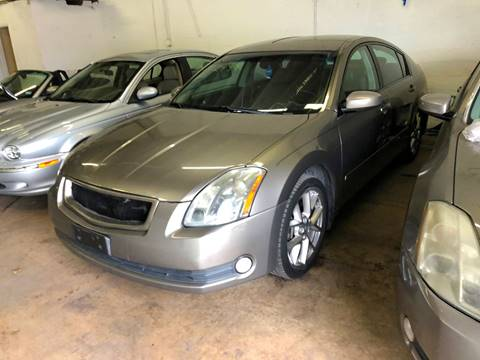 2004 Nissan Maxima for sale at Dream Cars 4 U in Hollywood FL