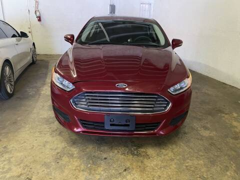 2016 Ford Fusion for sale at Dream Cars 4 U in Hollywood FL