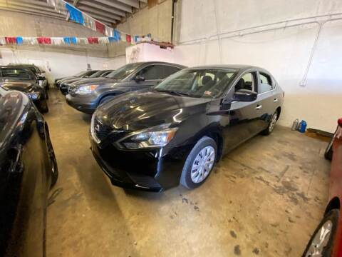 2017 Nissan Sentra for sale at Dream Cars 4 U in Hollywood FL